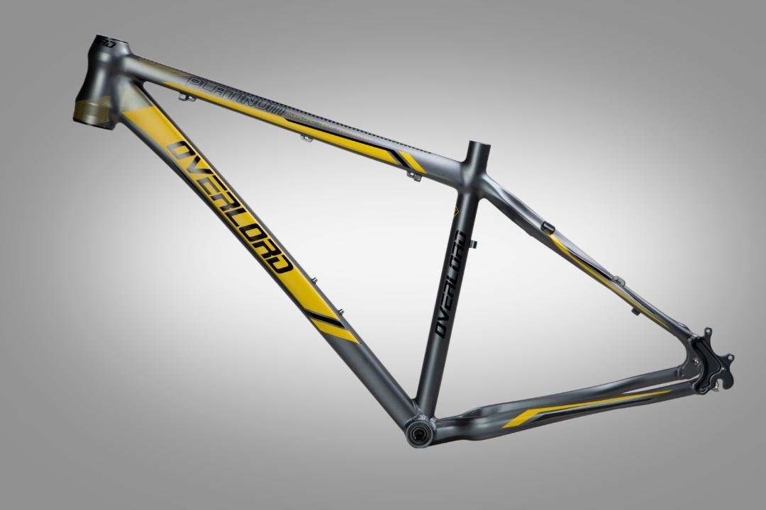 تفاوت بدنه های آلومینیومی و آهنی دوچرخه ها