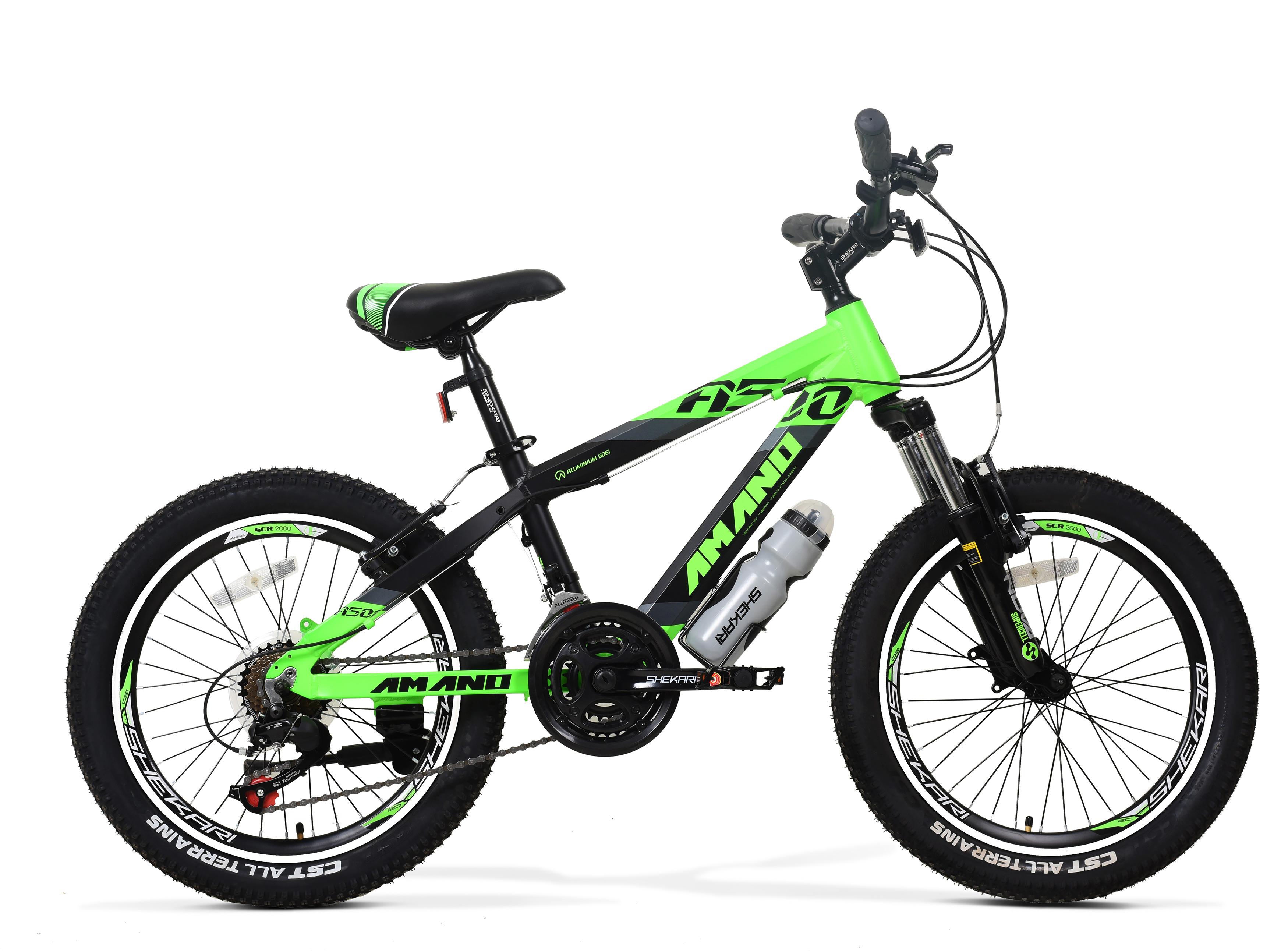 دوچرخه برند آمانو