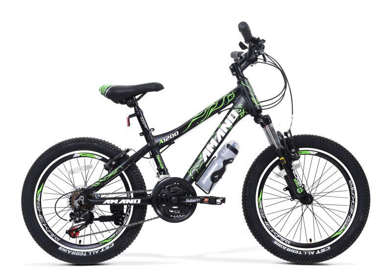 دوچرخه سایز 24 برند آمانو