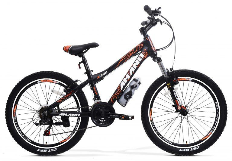 دوچرخه سایز 24 مدل A120024