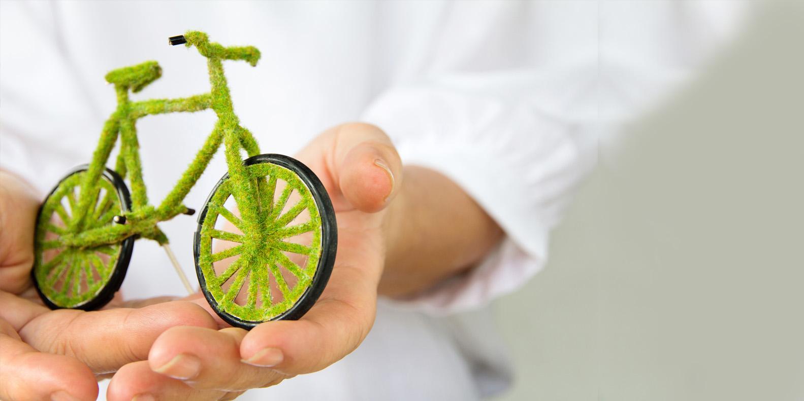 ورزش و سلامتی با دوچرخه