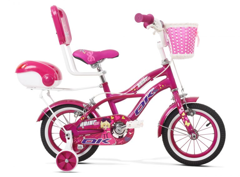 دوچرخه سایز 12 مدل K12001HR