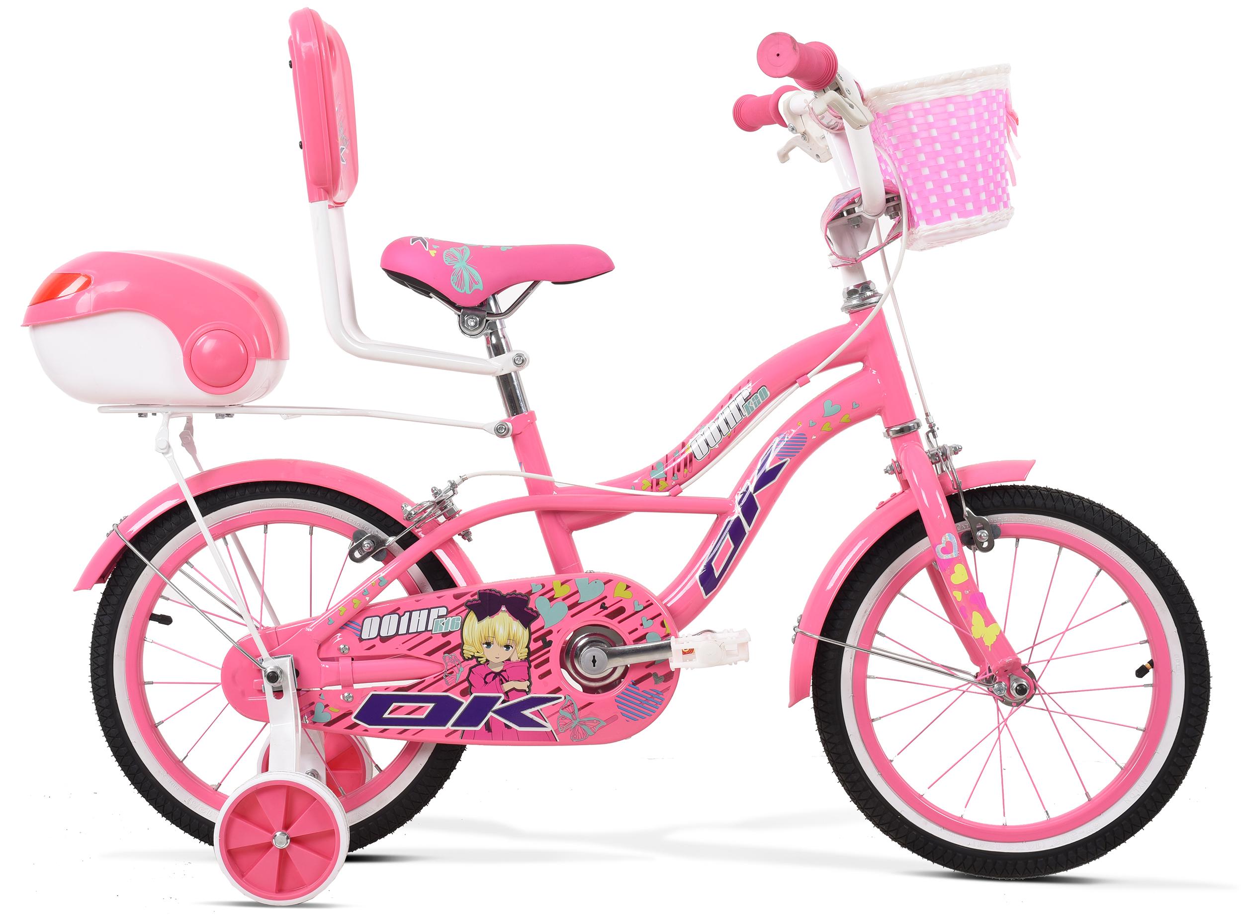 دوچرخه سایز 16 مدل K16001HR