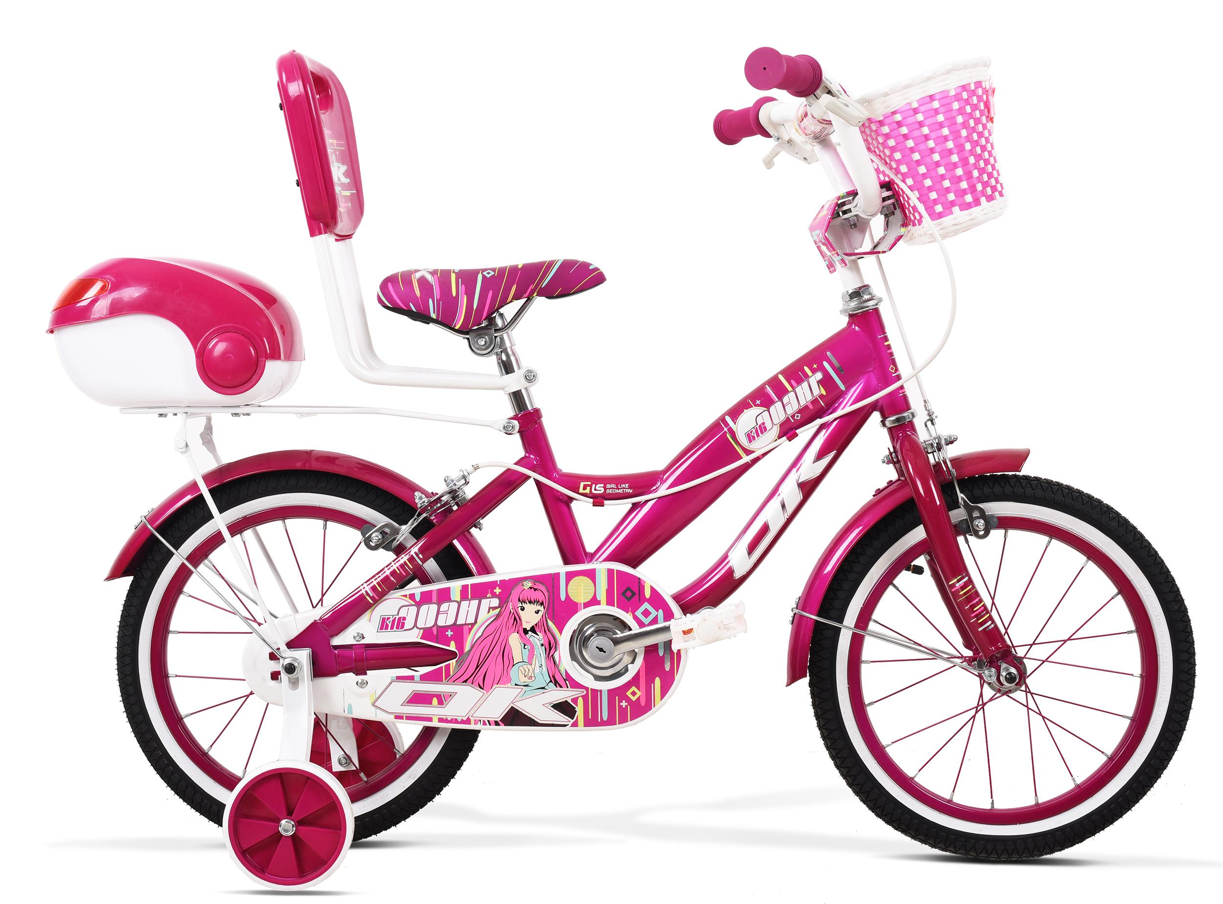 دوچرخه سایز 16 مدل K16003HR