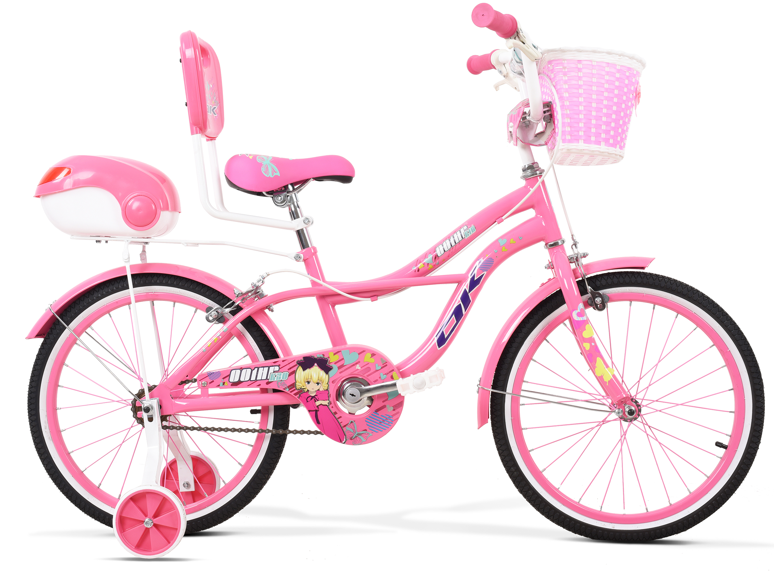 دوچرخه سایز 20 مدل K20001HR