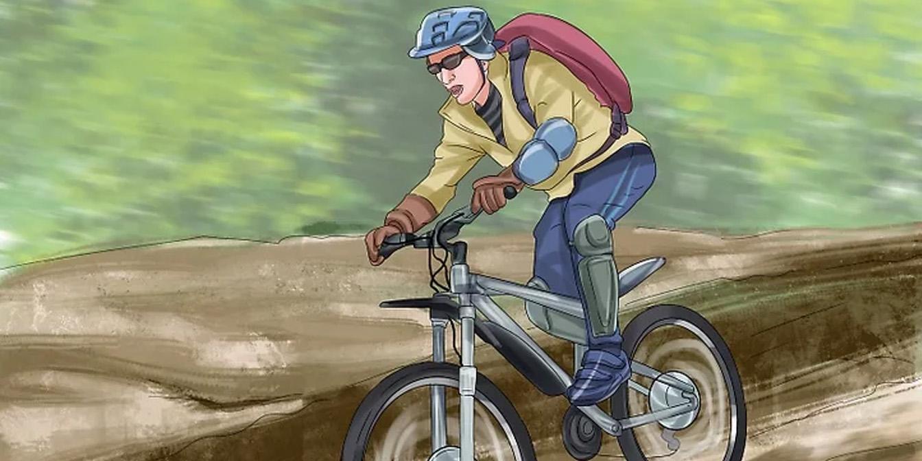 مهارت اولیه برای دوچرخه سواری کوهستان