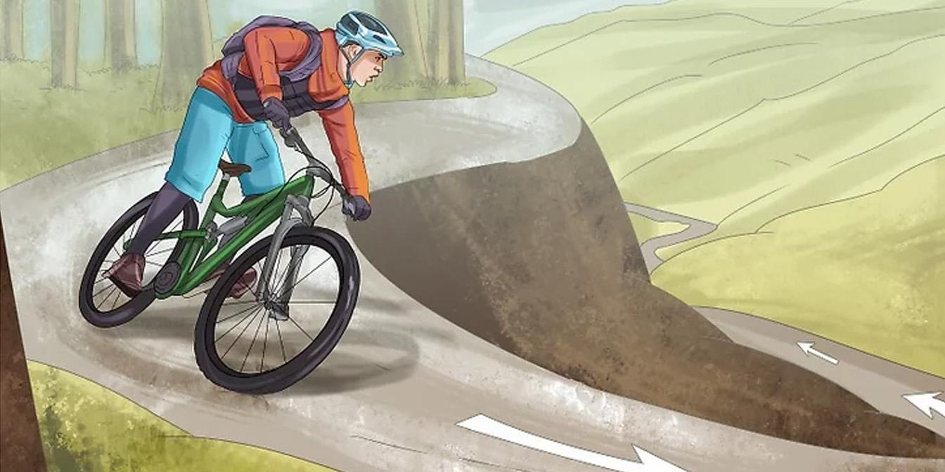 مهارتهای اولیه برای دوچرخه سواری کوهستان