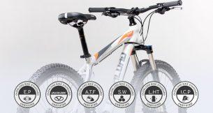 استانداردهای دوچرخه