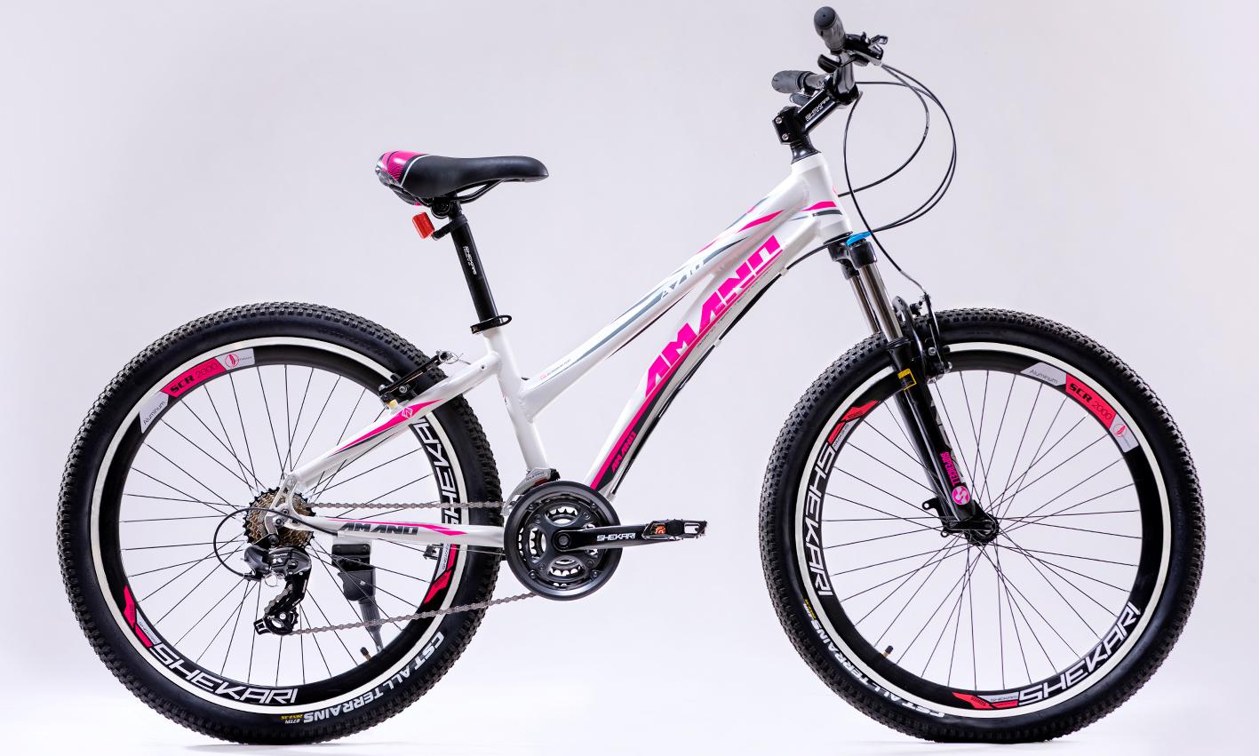 دوچرخه آمانو گروه شکاری