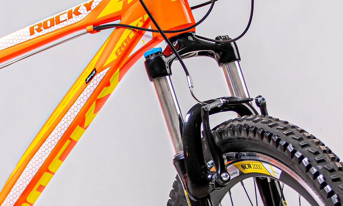 ست ترمز دوچرخه راکی