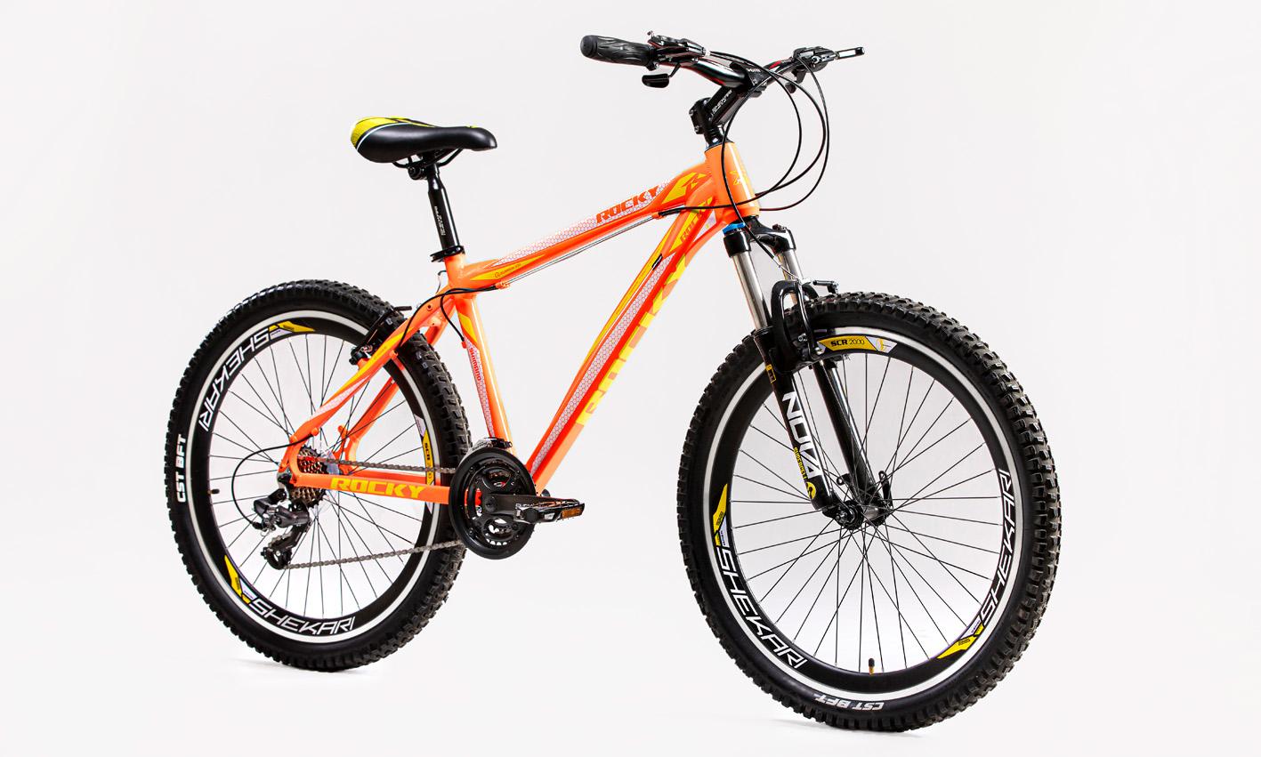 دوچرخه راکی 26 گروه شکاری6