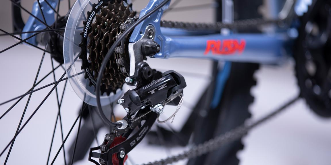 دنده دوچرخه راش