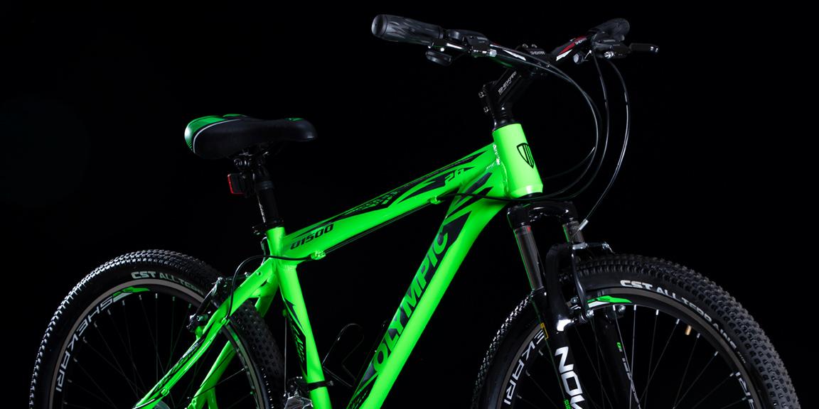 دوچرخه المپیک گروه شکاری