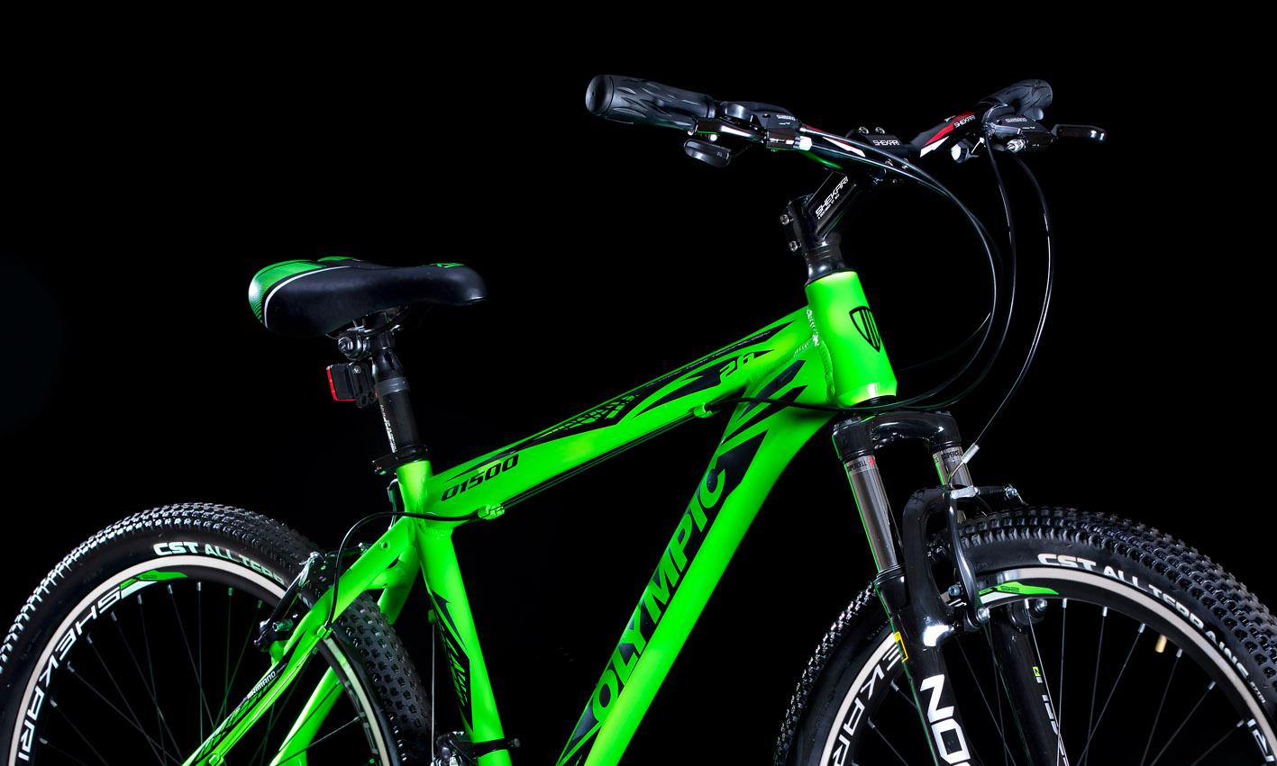 دوچرخه المپیک سایز 26 مدل 01500