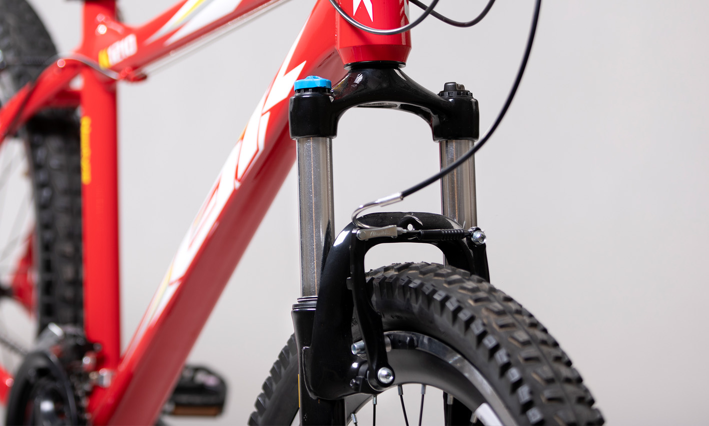 سیستم ترمز وی برک دوچرخه اوکی
