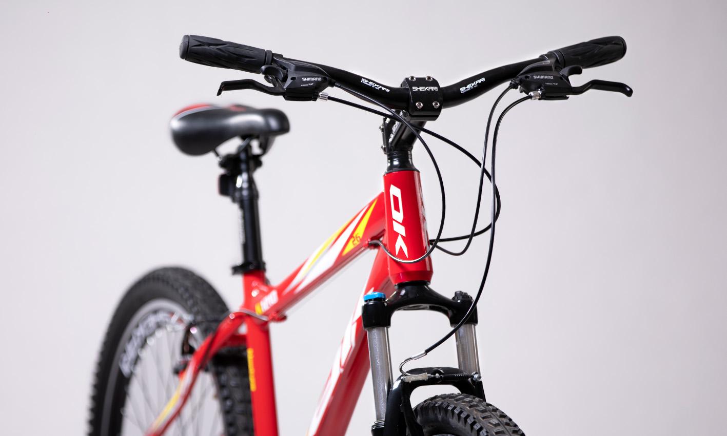 دوچرخه اوکی گروه شکاری
