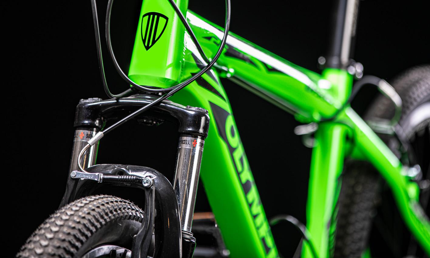 سیستم دوشاخ دوچرخه المپیک