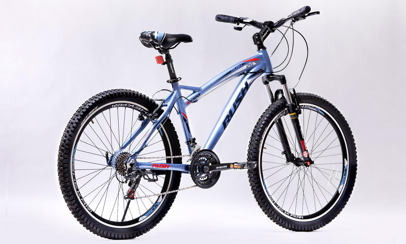 دوچرخه راش گروه شکاری