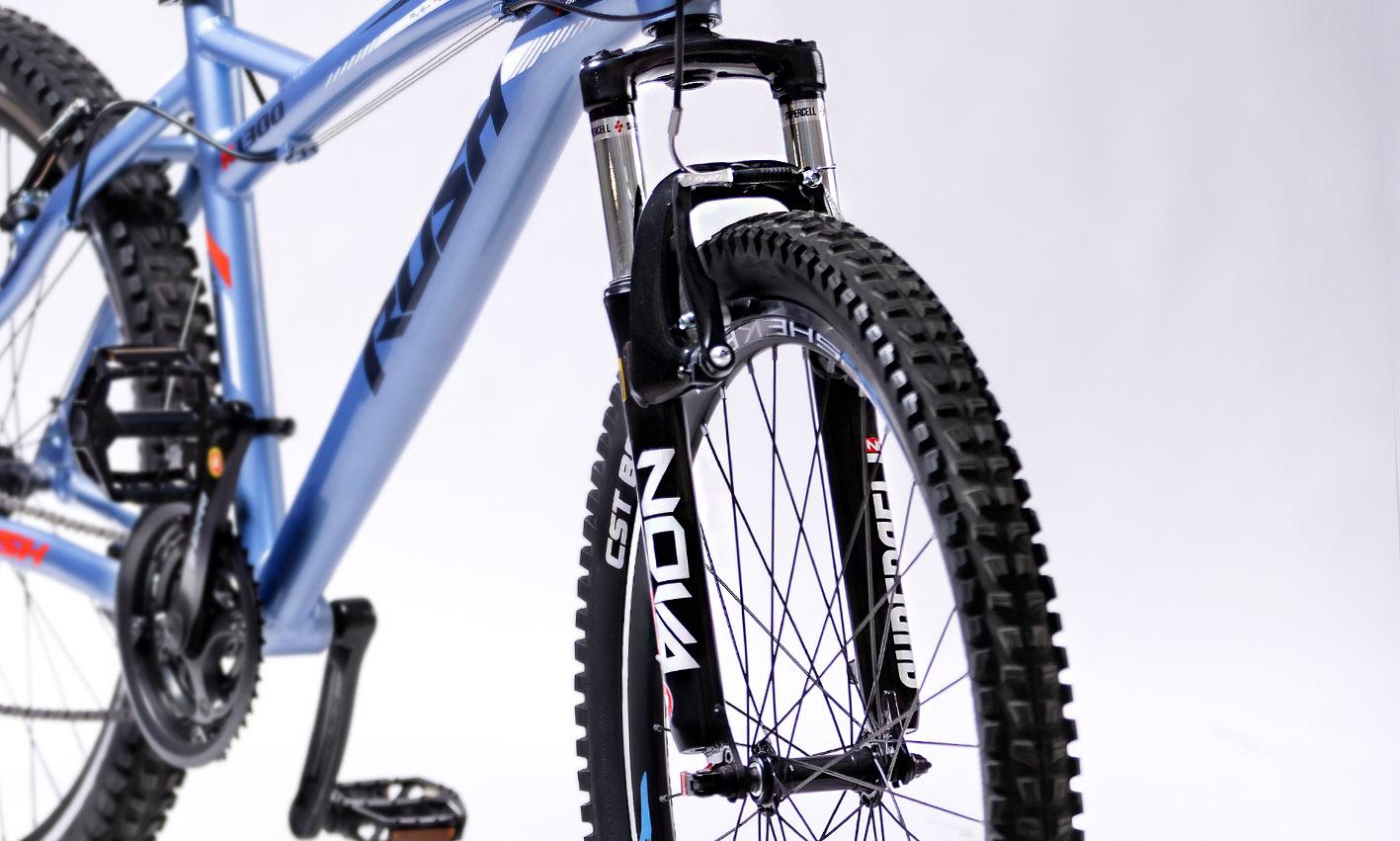 دوشاخ دوچرخه راش